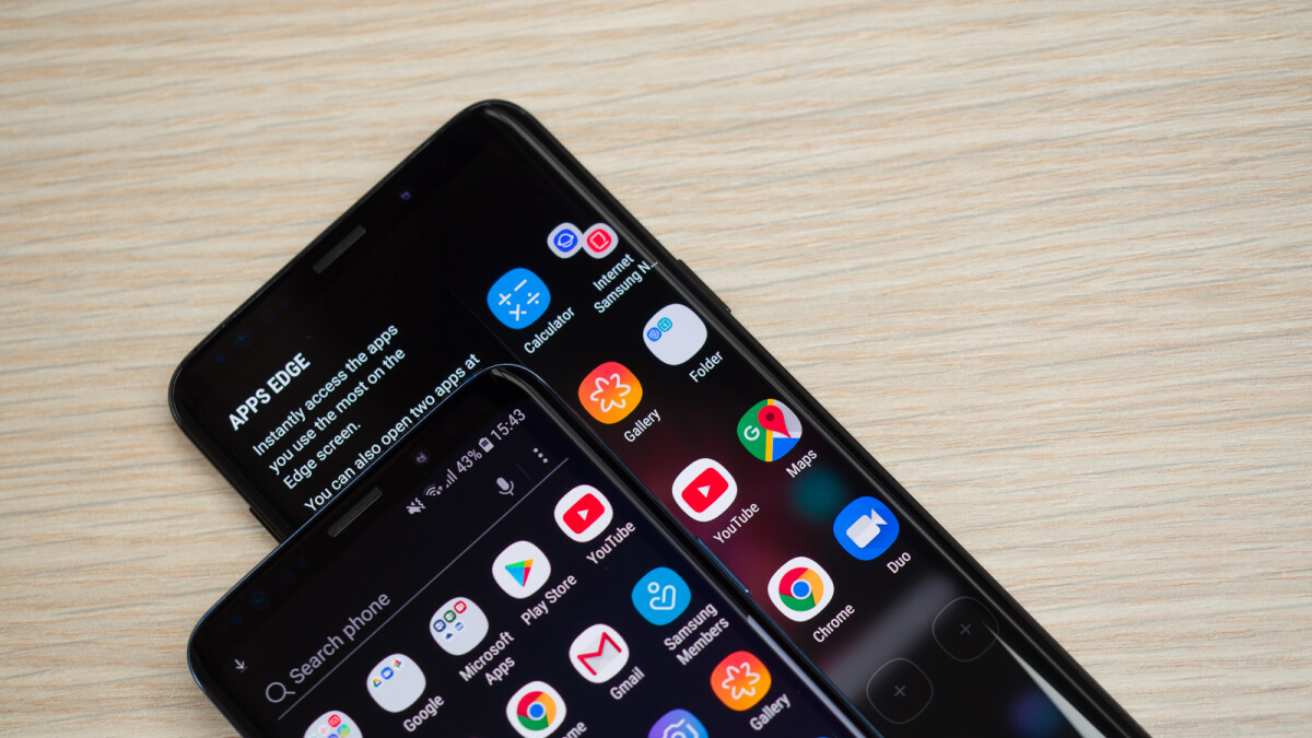 Image result for s9 android 10