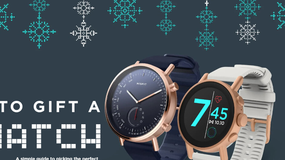 Misfit Black Friday and Cyber Monday sales offer discounts of up to $100 on smartwatches