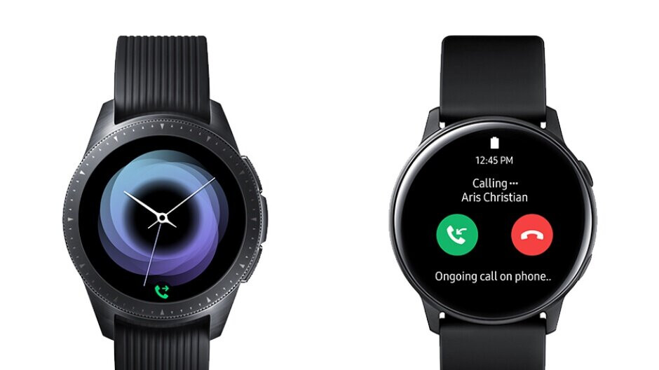 Samsung's latest Galaxy Watch update might put you off upgrading your wearable