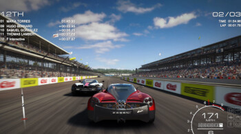 GRID Autosport coming to Android in late November