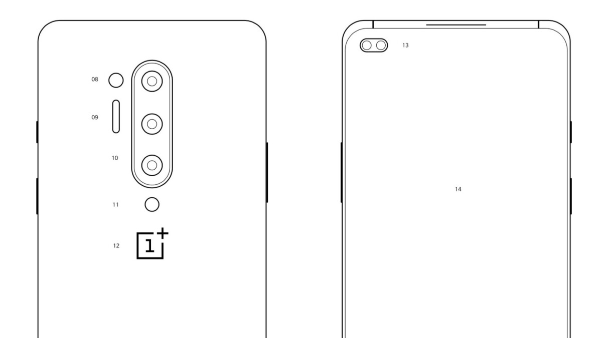 This OnePlus 8 Pro design leak solves the mystery of the quad camera