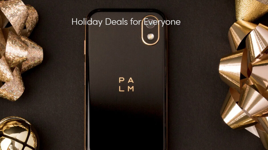 Save big with Palm's new exclusive holiday bundles