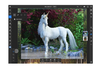 Adobe unveils what's coming for Photoshop on iPad