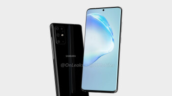 Samsung Galaxy S11 renders leak showing new design, five cameras