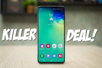 Black Friday 2019 deal spotlight: Samsung has a killer Galaxy S10 bargain!