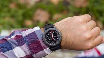 Grab a Samsung Gear S3 Frontier for less than $200 on Amazon