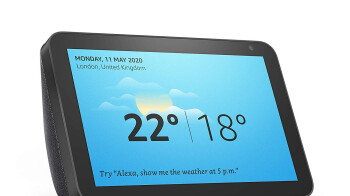 The Echo Show 8 receives a massive Black Friday discount at Amazon UK