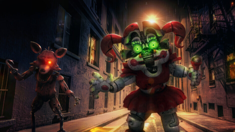 Five Nights at Freddy's AR: Special Delivery creeps its way onto Android and iOS devices