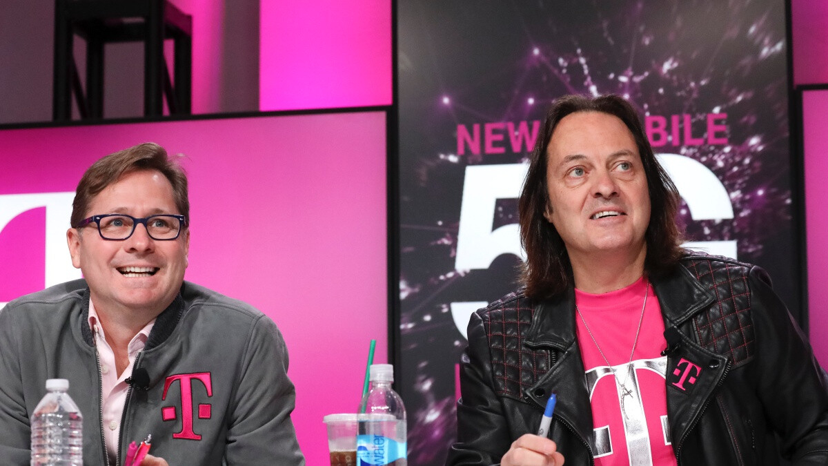 Texas drops lawsuit to block the T-Mobile-Sprint merger