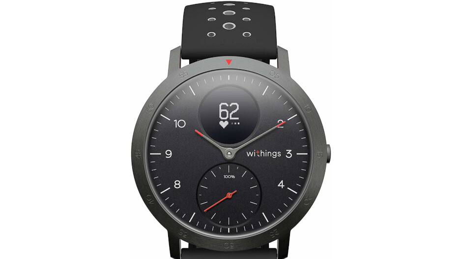 Withings Steel HR Sport hyrbid smartwatch is 30% off on Amazon