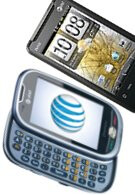 HTC Aria & Pantech Ease for AT&T are now up for grabs