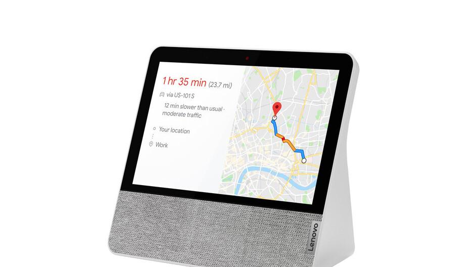 Grab a Lenovo Smart Display 7 and save 25% at B&H