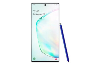 Samsung Galaxy Note 10+ 5G pre-orders are live at AT&T at a predictably high price