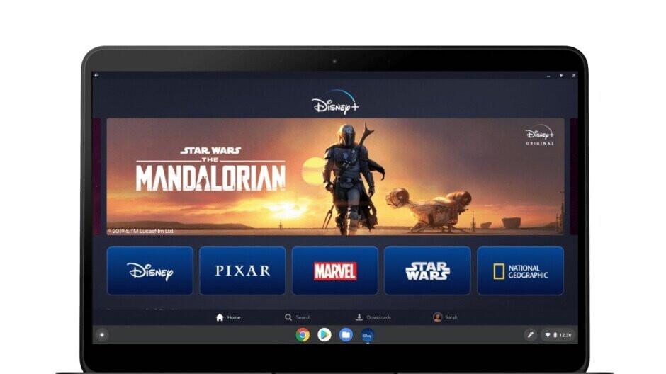 Chromebook buyers get three free months of Disney+ this holiday season