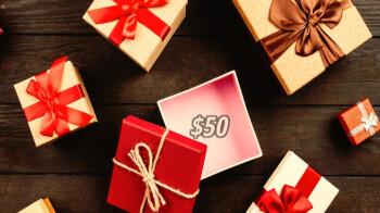 Tech gift ideas under $50