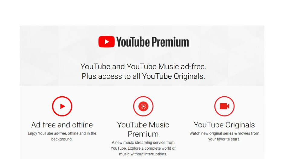 Eligible YouTube TV members are getting a 3-month free YouTube Premium trial