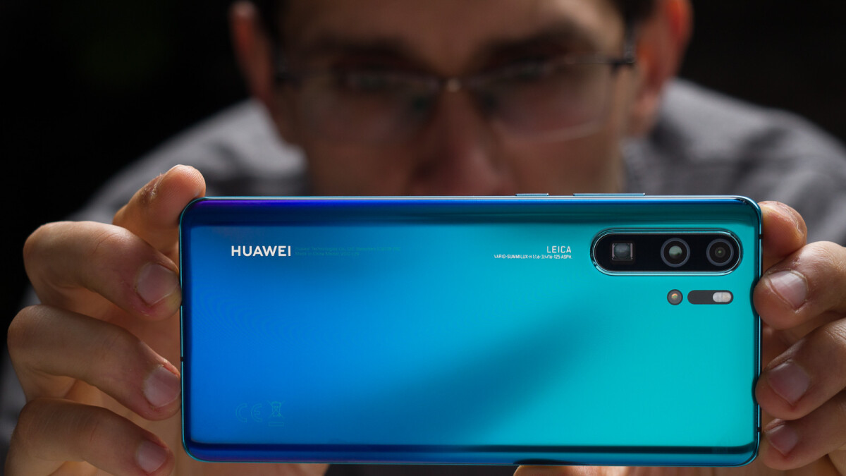 Huawei's still hopeful it can overtake Samsung despite trade ban