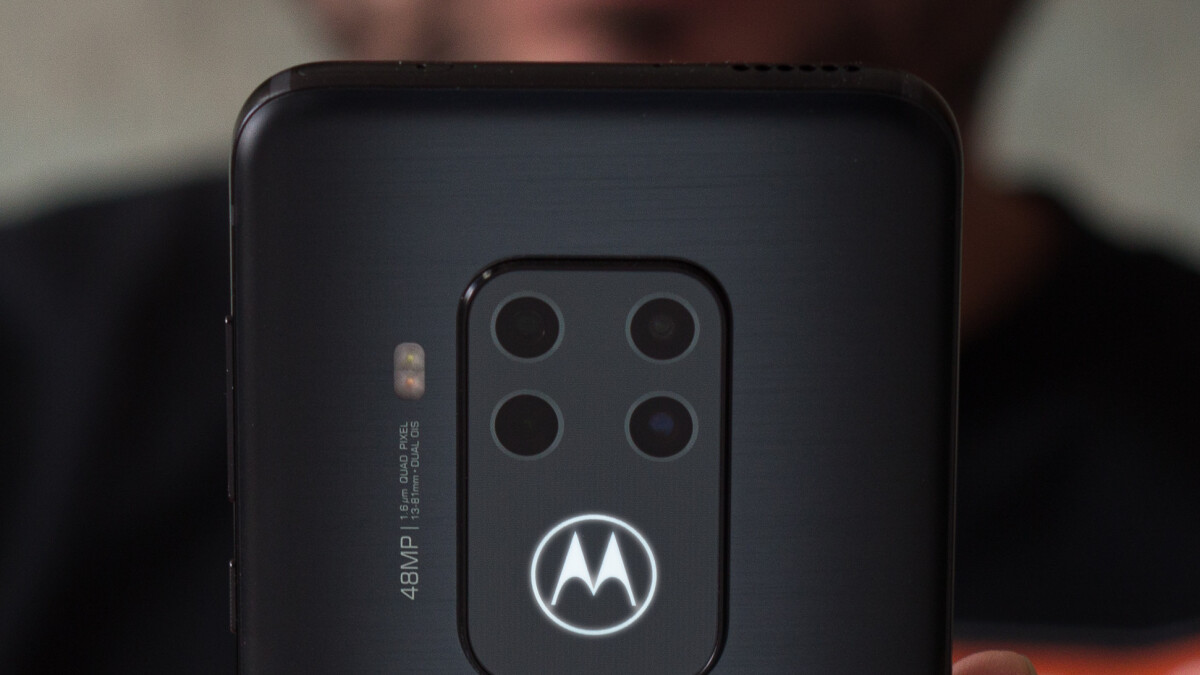 Motorola's announcing a phone with a pop-up camera on December 3
