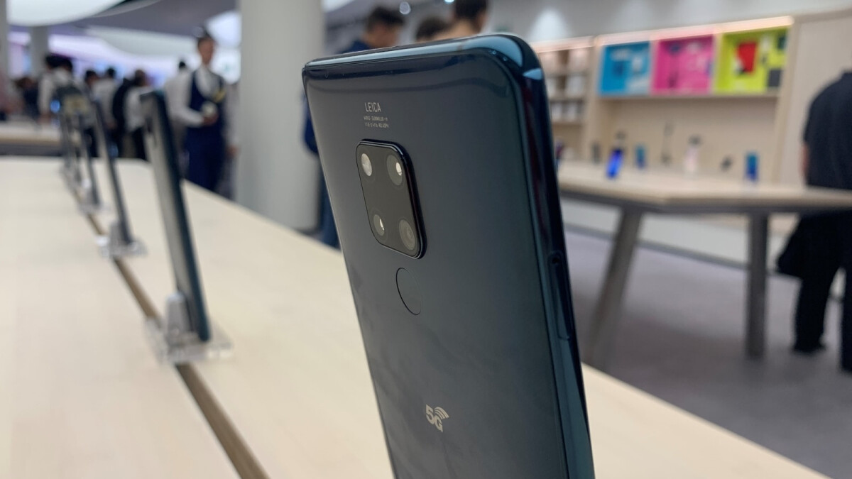 The super fast Huawei Mate 20 X 5G is £200 cheaper for Black Friday