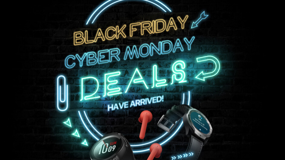 Black Friday Sale Offers Discounts Of Up To 50 On Ticwatch Smartwatches Phonearena