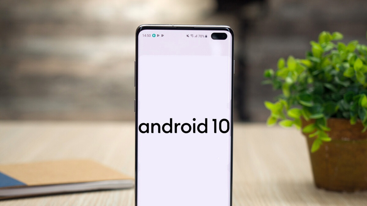 Samsung's Galaxy S9, S10, and Note 10 families could all get Android 10 in January