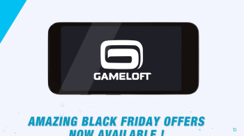 Gameloft Black Friday and Cyber Monday deals offer discounts of up to 95%