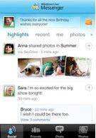 Windows Live Messenger app for the iPhone is now available