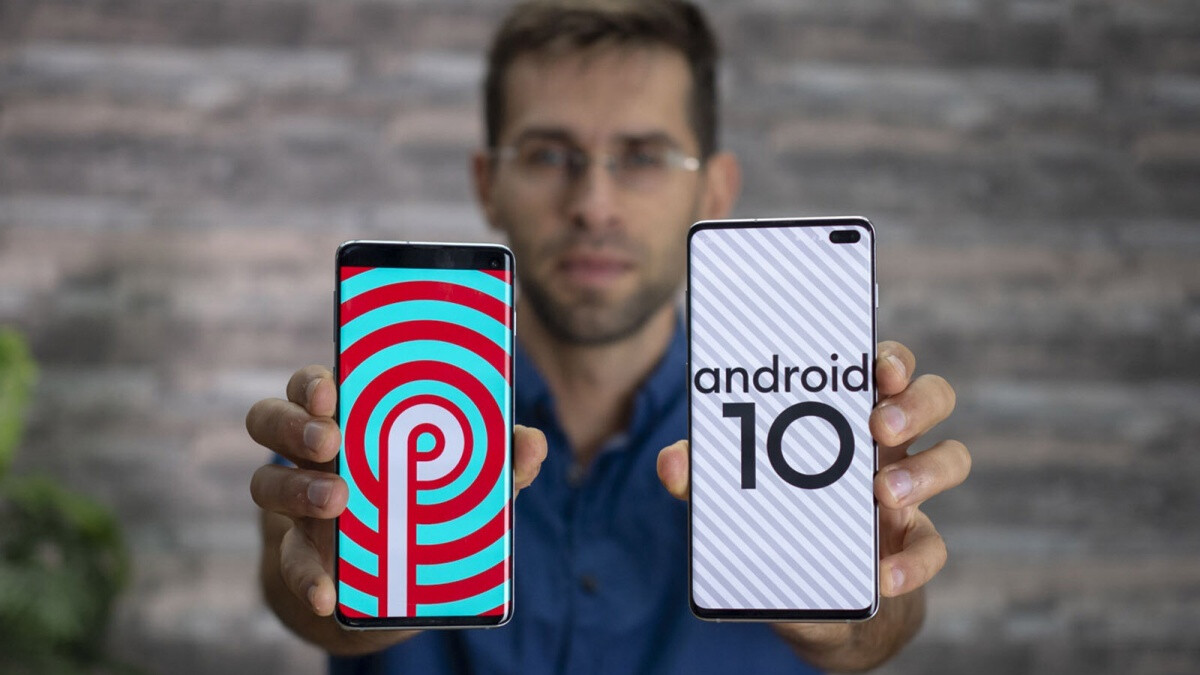 The first stable Android 10 updates for Galaxy S10 devices have arrived