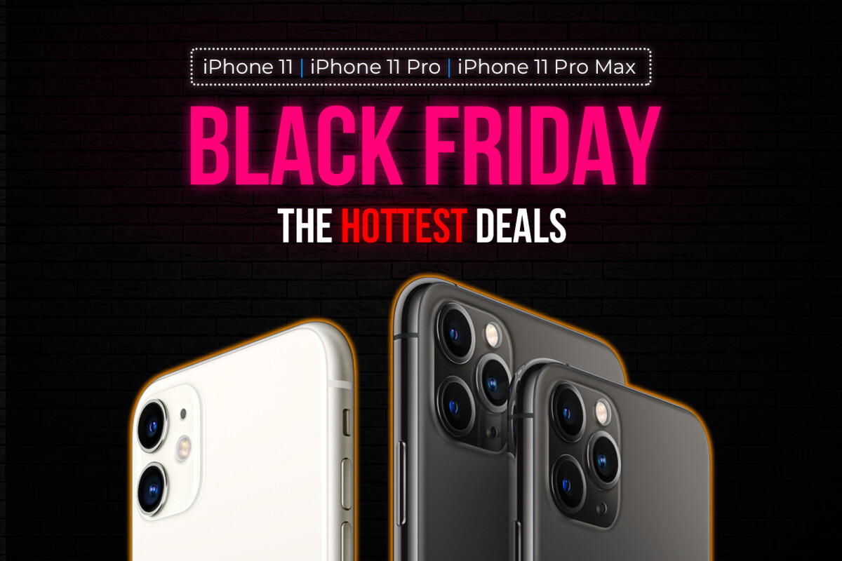 The Best Black Friday Iphone 11 Iphone 11 Pro And Iphone 11 Pro Max Deals Phonearena