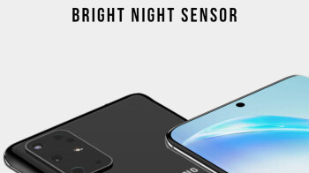 Galaxy S11's camera may turn night into day with a new sensor
