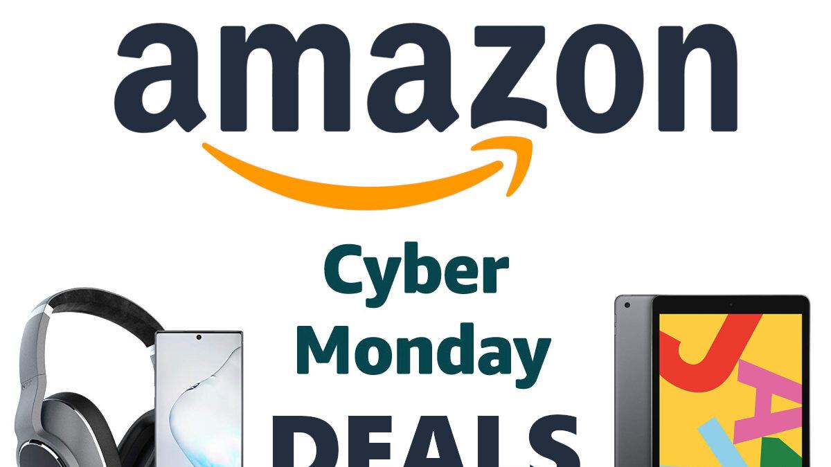 amazon cyber monday phone deals 2019
