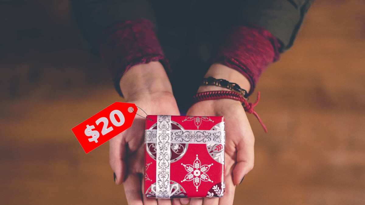 Tech gift ideas under $20