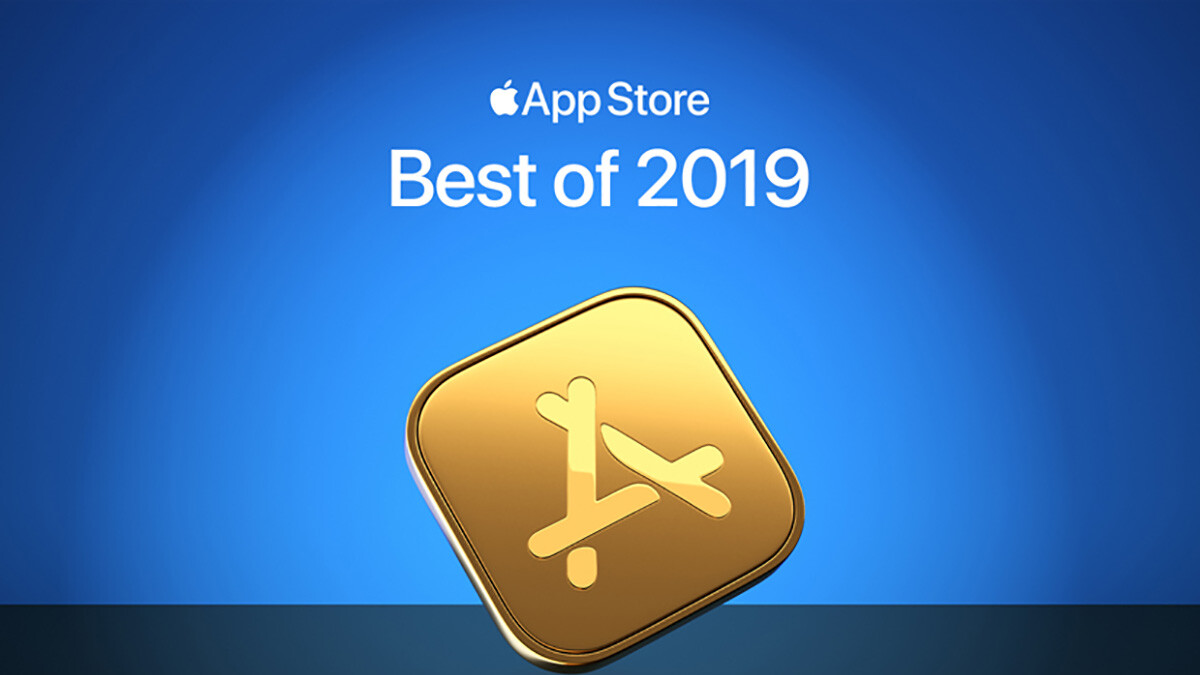 These are the best apps and games of 2019 according to Apple