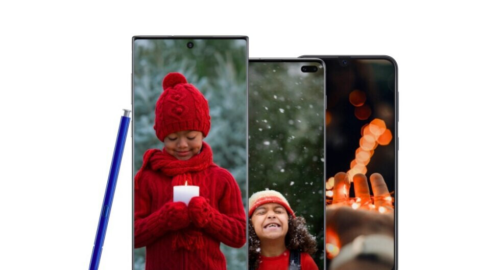 Samsung stays in a giving mood by bundling the Note 10, Note 10+, and S10+ with a free Galaxy A50