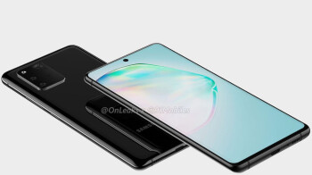Here's what the Samsung Galaxy S10 Lite might look like