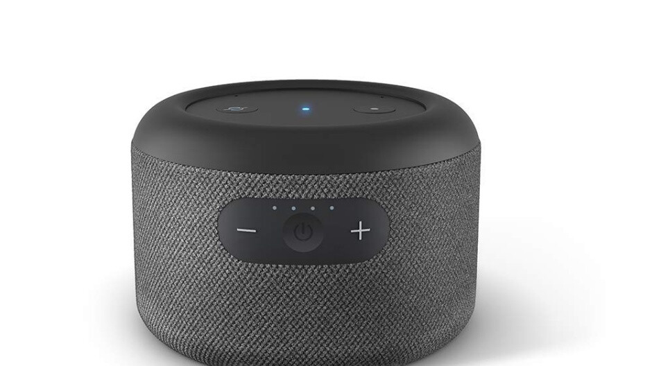 Amazon releases its first portable smart speaker in years, but you can't have it in the US yet