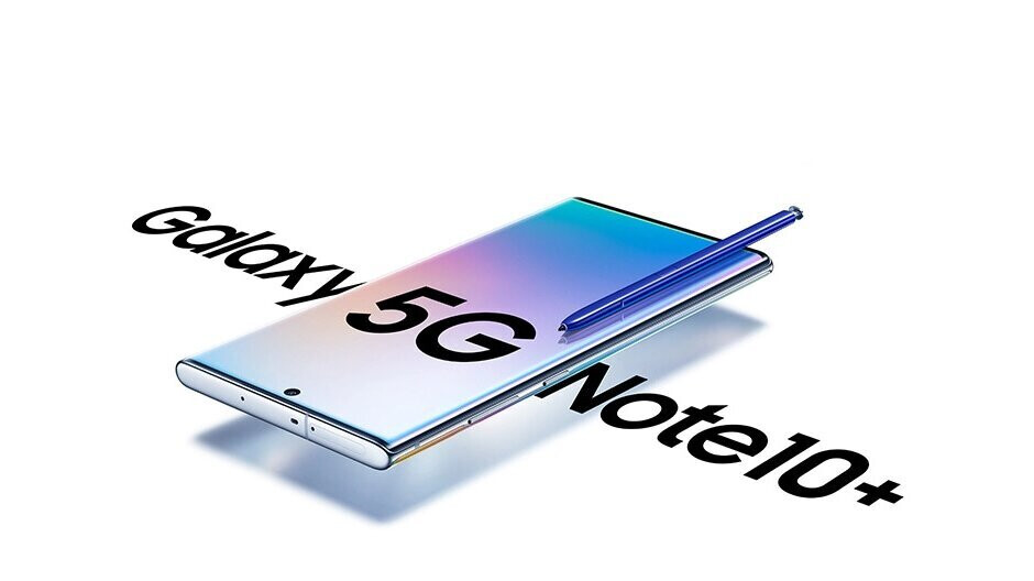 Get T-Mobile's Note 10+ 5G with Android 10 for free