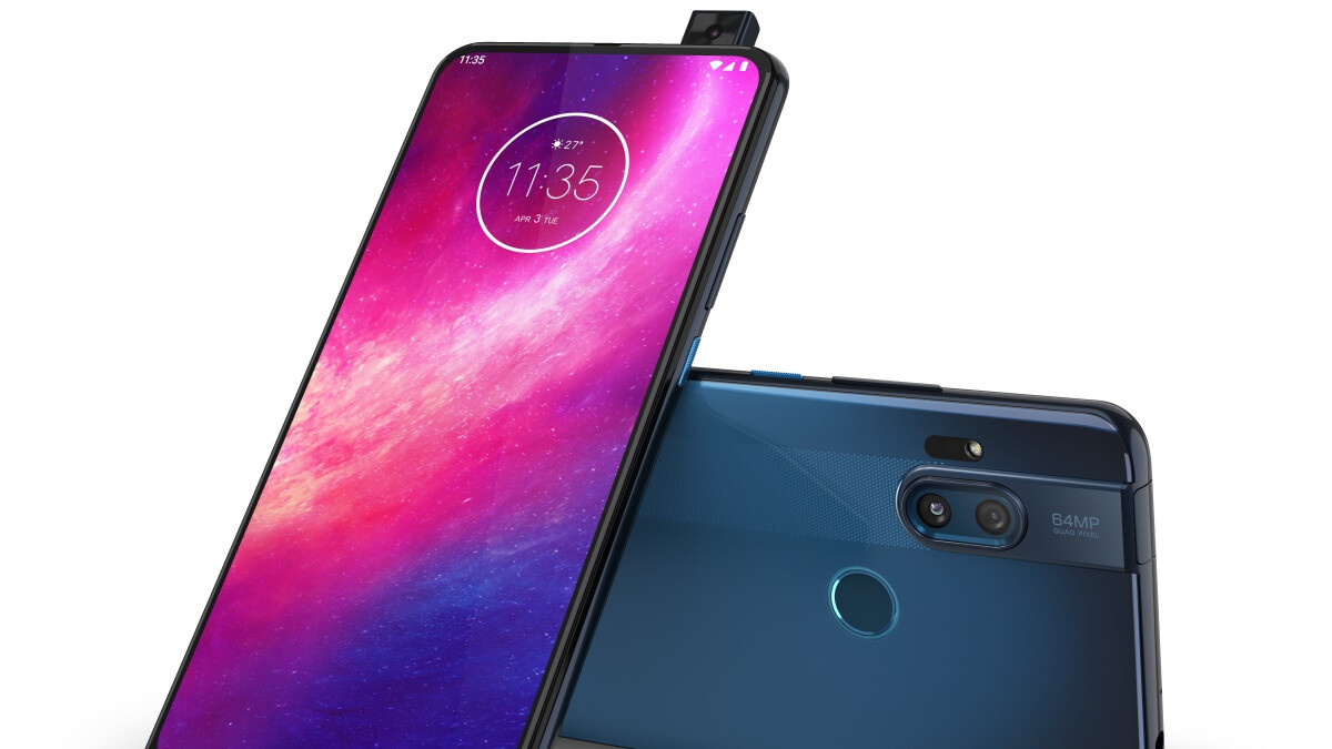 Motorola One Hyper is official with pop-up selfie camera, Hyper Charging, and surprisingly low price