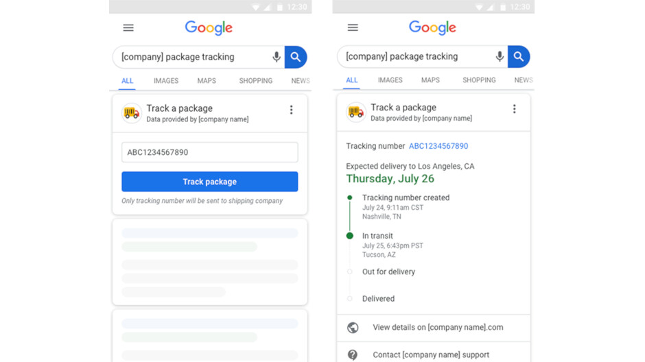 Google Search getting an important new tracking feature soon