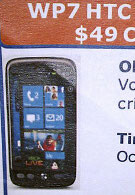 Windows Phone 7 running HTC Mozart to come in October