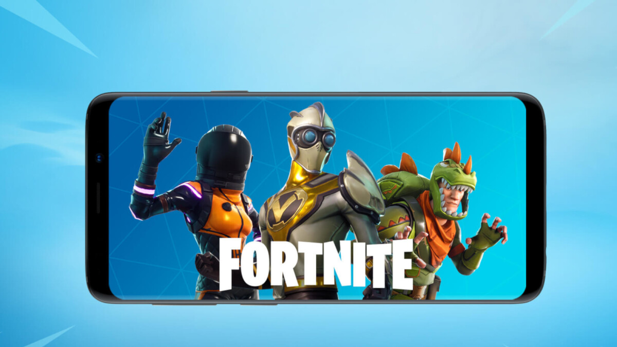 Epic looking to bring Fortnite for Android to the Google Play Store