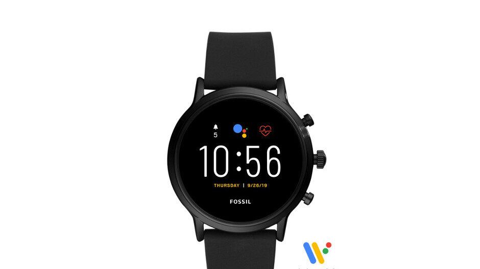 Save nearly 50% on a brand-new Fossil Gen 5 smartwatch