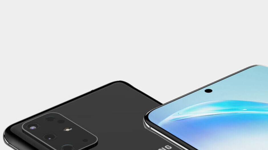 The Galaxy S11 leaks in a test mule case, flaunting a Samsung-exclusive 108MP sensor