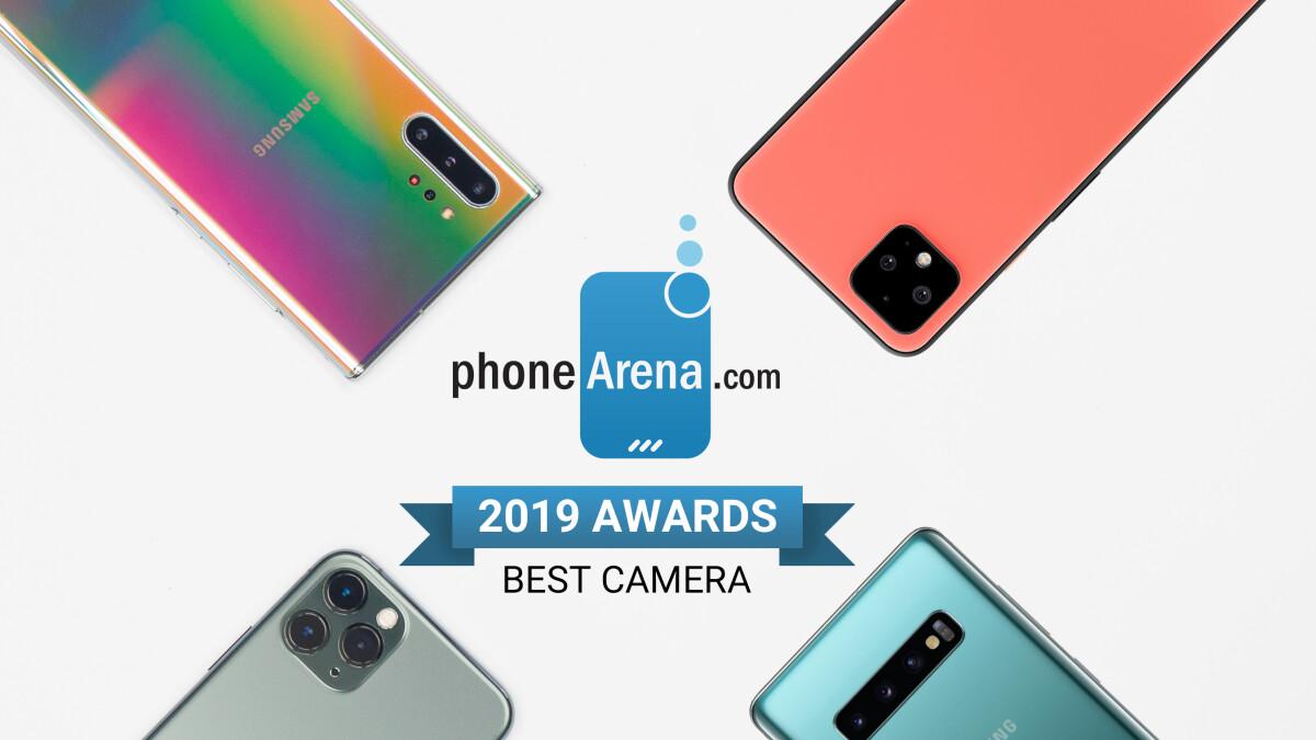 PhoneArena 2019 Awards: Best Camera Phones