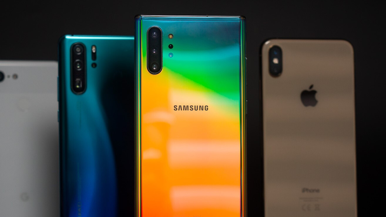 Huawei to narrow gap with Samsung as Apple falls further behind