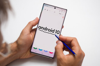 Samsung kicks off global Android 10 updates for Note 10 and Note 10+