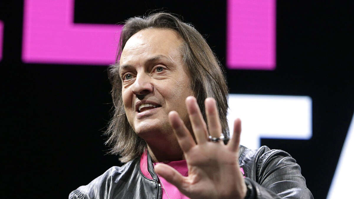 Uncertain T-Mobile/Sprint merger is giving John Legere price hike 'nightmares'