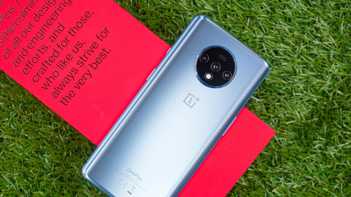OnePlus 7T update improves speed, photo quality, more