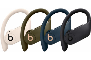 The Powerbeats Pro wireless earphones are 20% off on Amazon