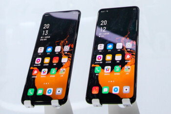 Look Ma! Oppo's prototype handset has no buttons, no ports